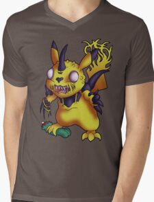 Legion of Pikachu Mens V-Neck T-Shirt