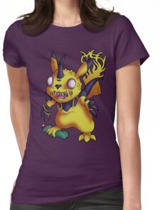 Legion of Pikachu Womens Fitted T-Shirt