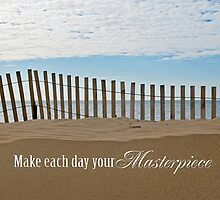 Your Masterpiece by Maria Dryfhout