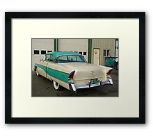 """Cruise In Style"" Framed Print"