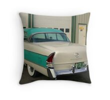 """Cruise In Style"" Throw Pillow"