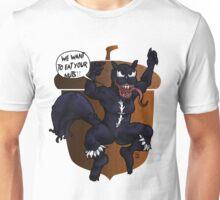 The unbeatable Squirrel Venom Unisex T-Shirt