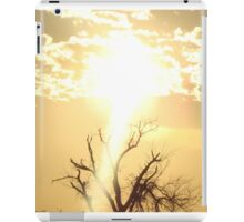 When Earth Meets Sky iPad Case/Skin