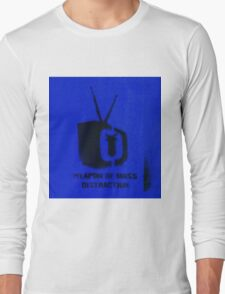 Weapon of mass distraction  Long Sleeve T-Shirt