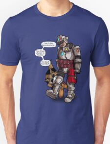 Rocket to the knee T-Shirt
