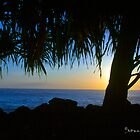 Blue Hawaiian Sunrise by StarrK