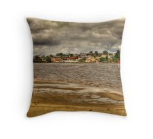 Canning River, Shelley, Western Australia Throw Pillow
