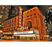 classic chicago Photographic Print