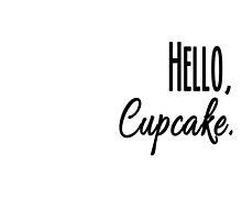 Hello, Cupcake by CupcakeNCompany