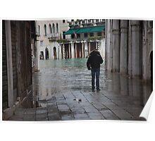 Dead End- Venetian Street Poster