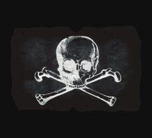 Skull and Cross Bones by hippy63