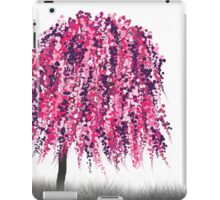 Purple Willow iPad Case/Skin