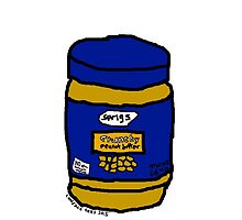 """Peanut Butter """"Bro"""" by coolfacetees"""