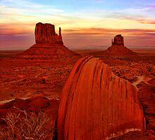 Monument Valley Utah/Arizona by LizzieMorrison