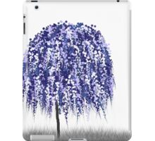 Blue Willow Tree iPad Case/Skin