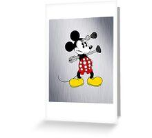 Dalek Mickey Greeting Card