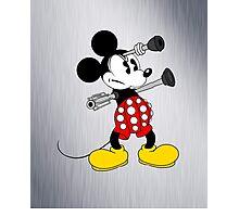 Dalek Mickey Photographic Print
