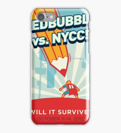 RedBubble vs. NYCC iPhone Case/Skin