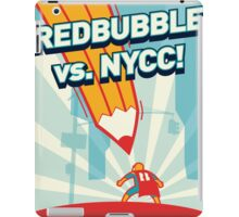 RedBubble vs. NYCC iPad Case/Skin