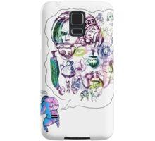 SKETCHUMS Samsung Galaxy Case/Skin