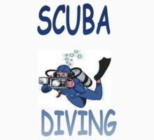 SCUBA DIVING by Colin Van Der Heide