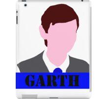 Garth Fitzgerald iPad Case/Skin