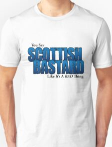 Scottish Bastard T-Shirt