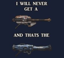 I will never get a Gjallarhorn, and that's the Truth by TheMDesign