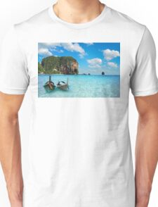 Postcard from the Andaman Sea in Thailand Unisex T-Shirt