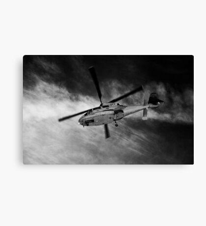 rescue mission Canvas Print