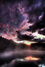 Wildly Weird Sundown by Michael Treloar
