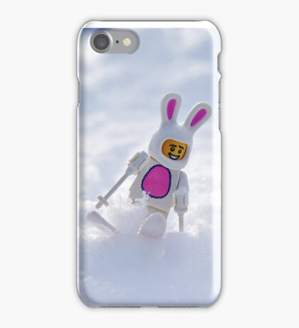 Snow Bunny iPhone Case/Skin