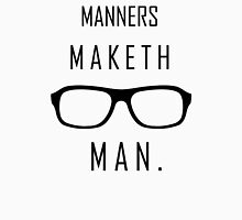 "Kingsman: ""Manners maketh man."" Unisex T-Shirt"