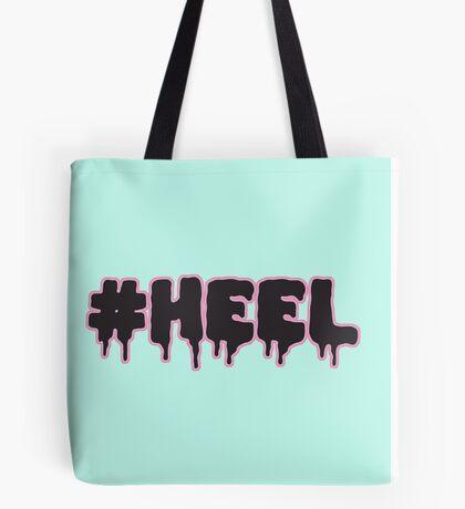 #HEEL - Pastel B Tote Bag