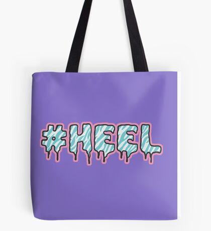 #HEEL - Pastel A Tote Bag