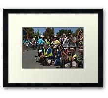 The Photographers Framed Print