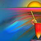 Tequila Sunrise by Desirée Glanville AKA DevineDayDreams