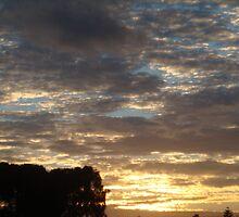 sunset by Anne koufos