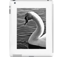 Swan Drinking iPad Case/Skin
