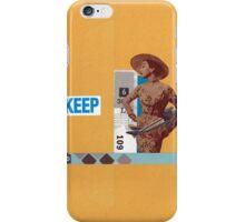 Keep 109 iPhone Case/Skin