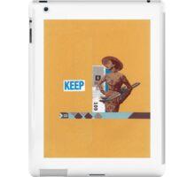 Keep 109 iPad Case/Skin