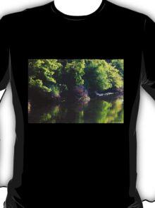 Sunny Evening at Sunken Meadow T-Shirt