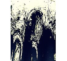 Haunted Soul ... or Old Elephant Photographic Print