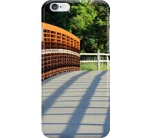 Sunken Meadow  Bridge iPhone Case/Skin