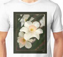 Small Daffodills in the Underbrush Unisex T-Shirt