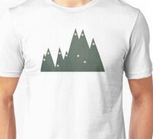 Moonlit Peaks Unisex T-Shirt