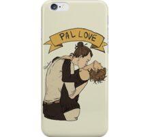 PAL LOVE iPhone Case/Skin
