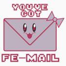 fe-mail by brad davis