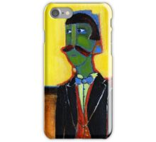 distinguished guests iPhone Case/Skin