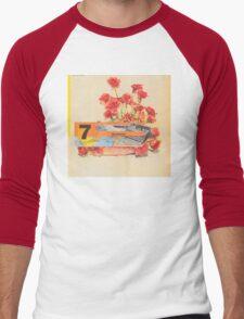 Teenage Men's Baseball ¾ T-Shirt